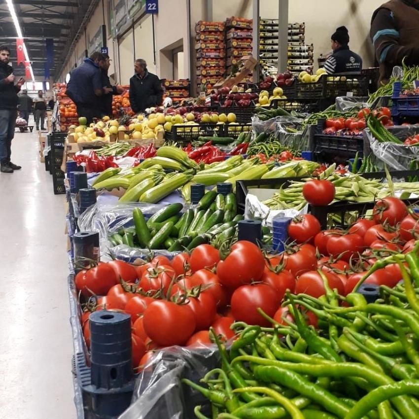 Yaş sebze,meyve ihracatı arttı