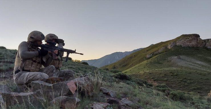 Yıldırım-3 Ağrı Dağı Operasyonu başladı