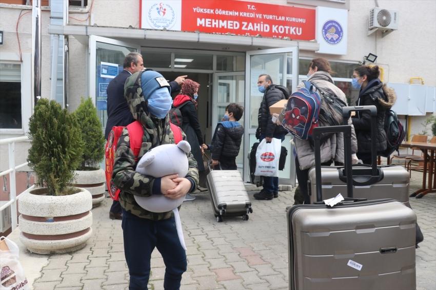 Yurt dışından geldiler Bursa'da…