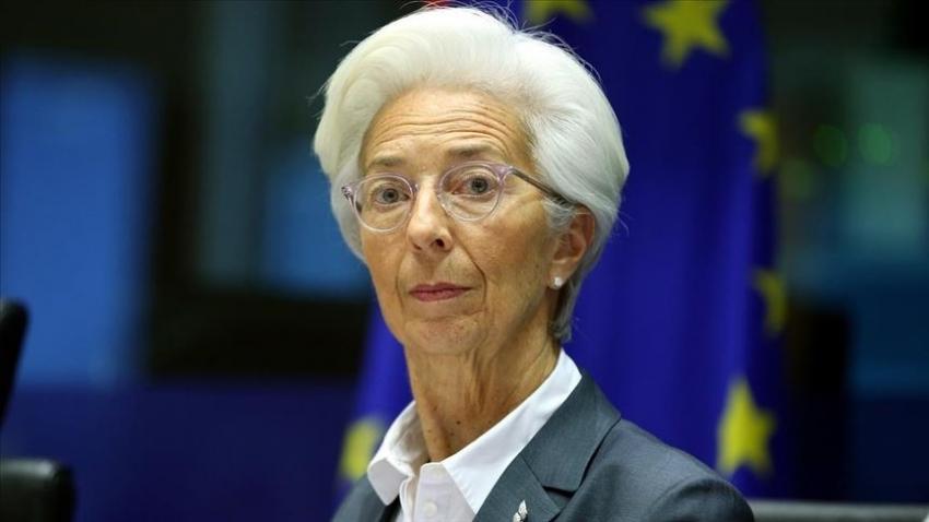 Avrupa Merkez Bankası Başkanı'ndan faiz mesajı
