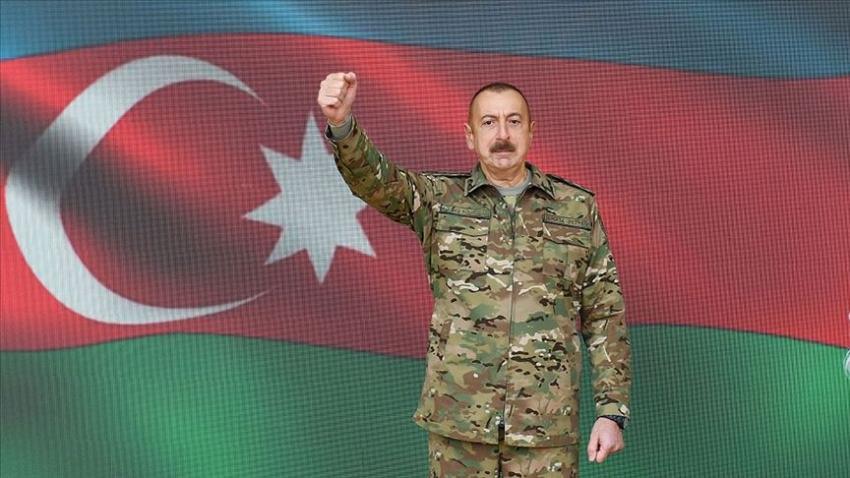 Azerbaycan kritik kenti işgalden kurtardı
