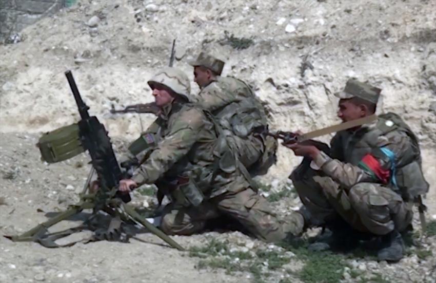 Azerbaycan stratejik tepelerin kontrolünü sağladı