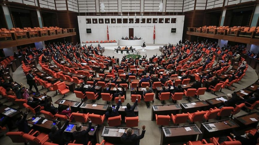 Azerbaycan tezkeresi TBMM Genel Kurulunda kabul edildi