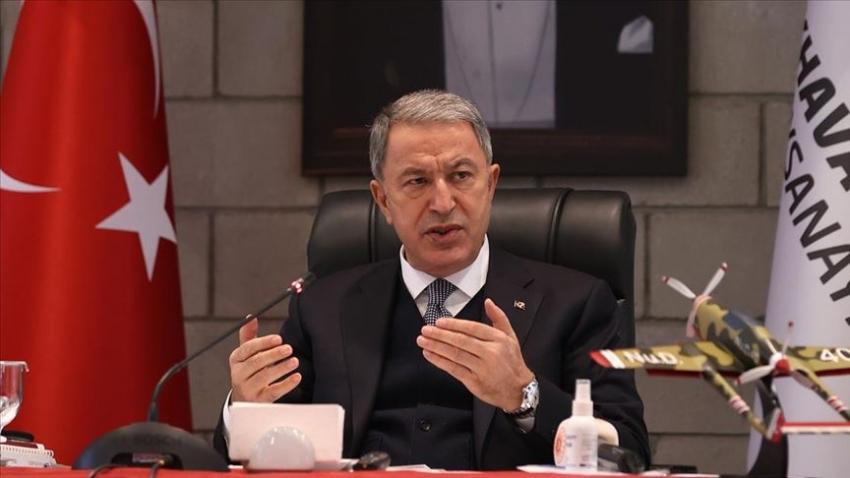 Bakan Akar: Mehmetçik, en kısa sürede Azerbaycan'da olacak