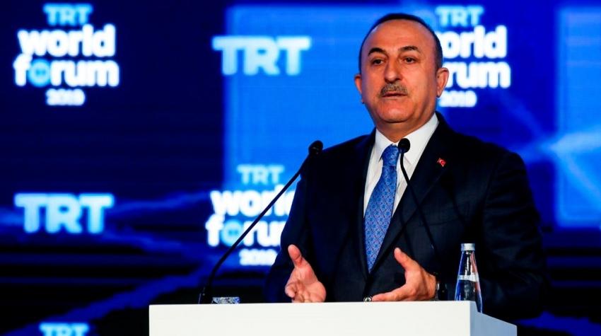 Bakan Çavuşoğlu: Geri çekilmezlerse operasyon tekrar başlayacak