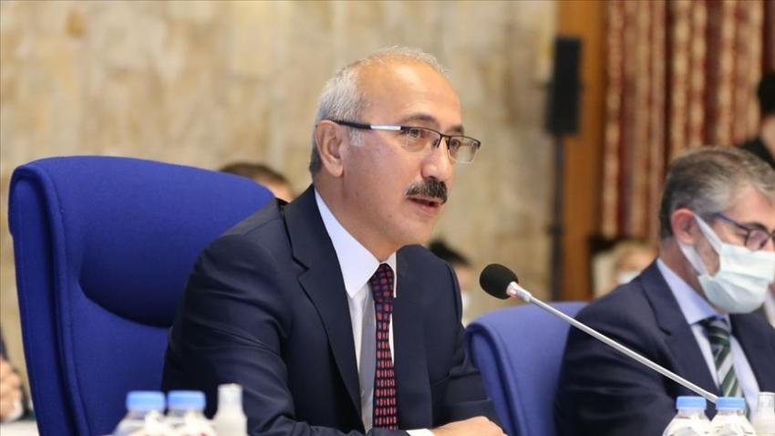 Bakan Elvan: Küresel ekonomide güçlü ve rekabetçi ülke olma kararlılığımızı sürdürüyoruz