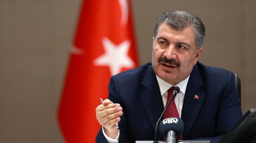 Bakan Koca'dan siyasi parti liderlerine çağrı