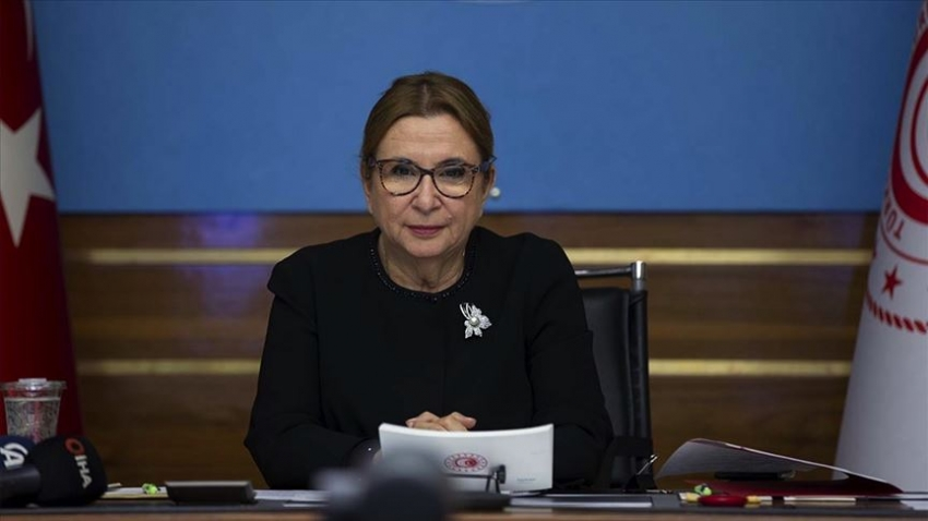 Bakan Pekcan: 2020'de 2,48 milyar lira destek ödemesi yapıldı