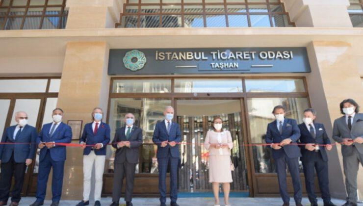 Bakan Pekcan'dan İTO'ya ziyaret