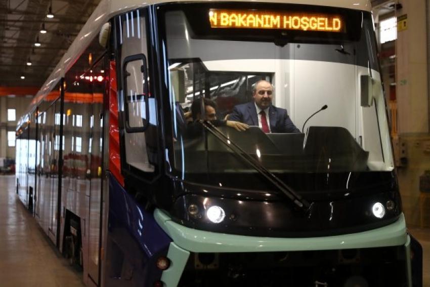 Bakan Varank Bursa OSB'yi ziyaret etti