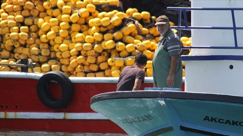 Balıkçıların gözünü meclise çeviren kanun yolda