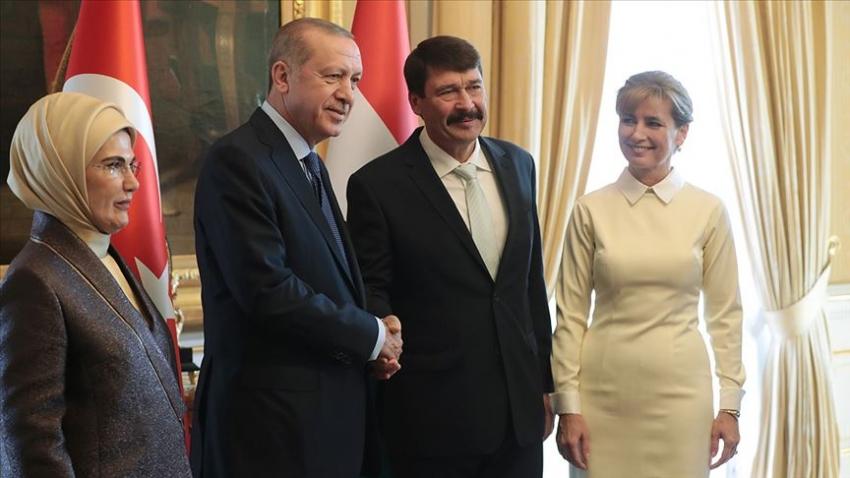 Balkanların kapısı Macaristan ile ilişkiler güçleniyor