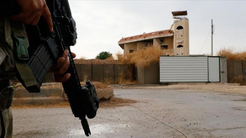 Barış Pınarı Harekatı bölgesinde bir asker şehit oldu