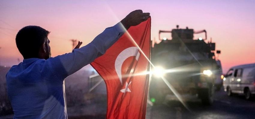 Barış Pınarı Harekatı'nda etkisiz hale getirilen terörist sayısı 595 oldu