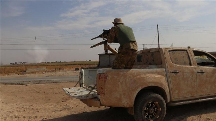 Barış Pınarı Harekatı'nda Suriye Milli Ordusu'ndan 2 asker şehit oldu