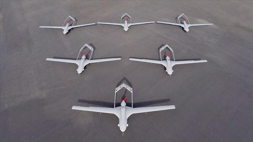 Bayraktar TB2 200 bin uçuş saatini tamamladı