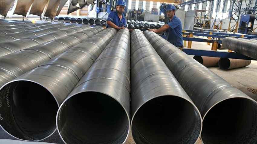 Bazı demir-çelik ürünlerinde vergi uzatıldı