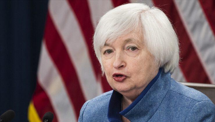 Biden ABD Hazine Bakanlığına eski Fed Başkanı Yellen'ı getirdi