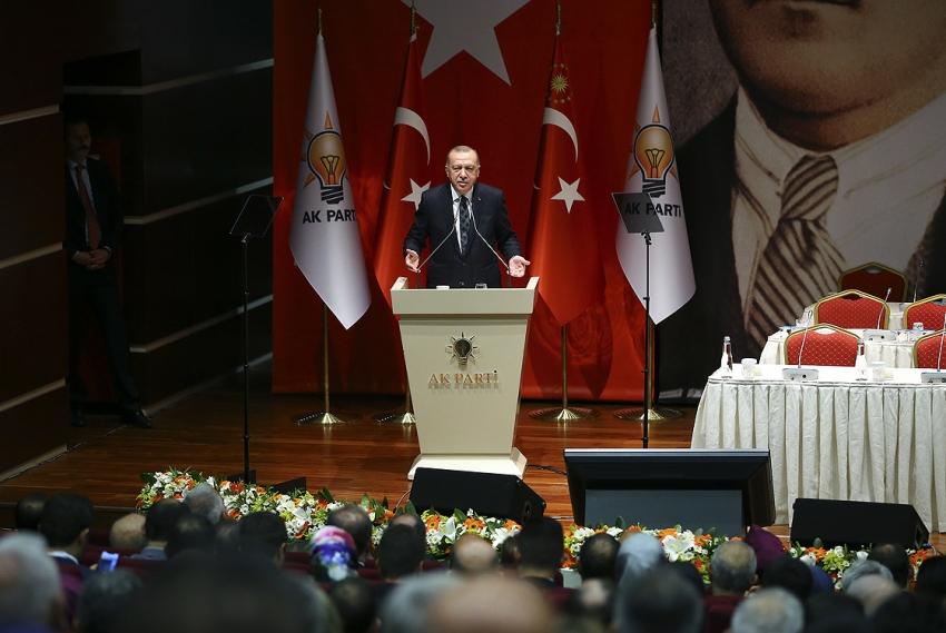 """""""Bir terör devleti kurdurtmayacağız"""""""