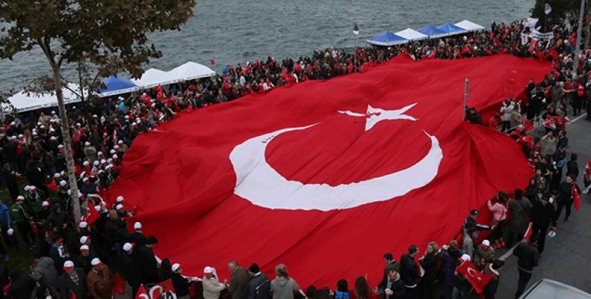 'Birlikten Cumhuriyet Doğar'