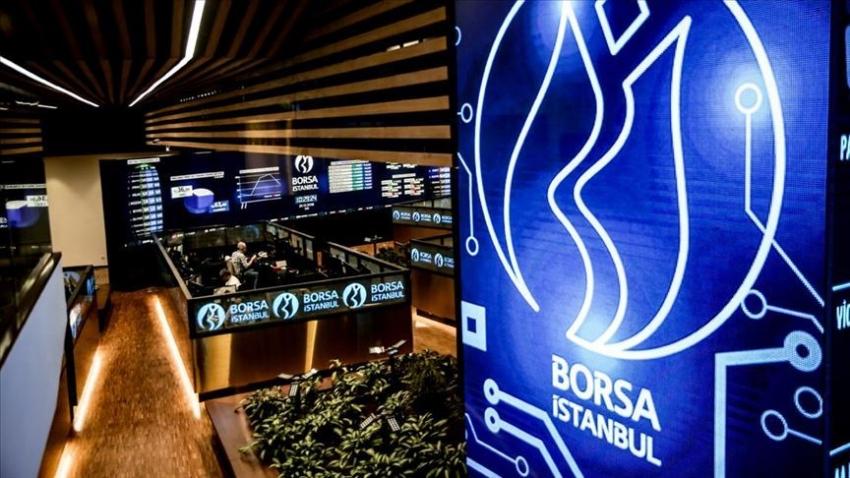 Borsa'dan günün ilk yarısında rekor