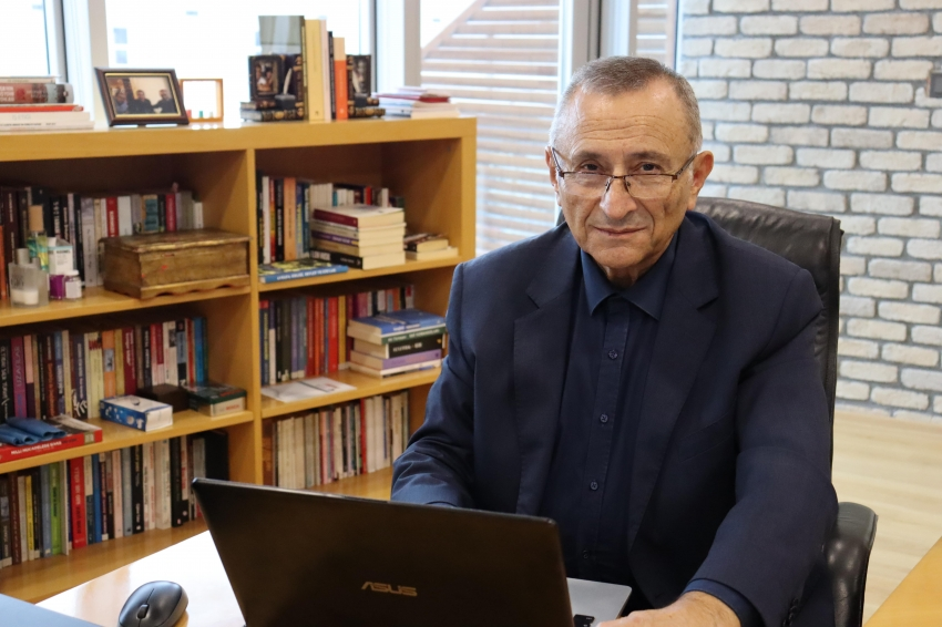 BOSB GÜMRÜKLÜ TIR PARKI'NDA 'PANDEMİ' FARKI