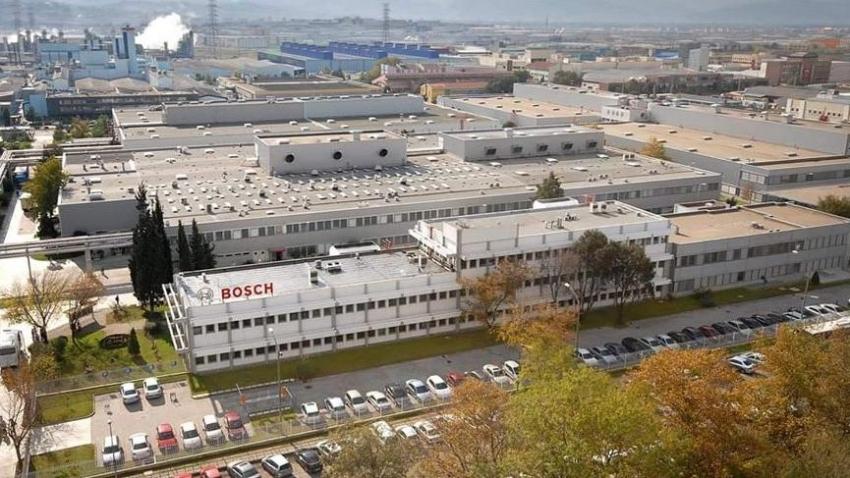 Bosch Bursa'daki yatırımını genişletiyor