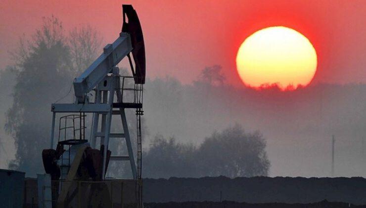 Brent petrolün varili 44,98 dolar