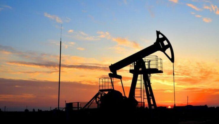 Brent petrolün varili 45,03 dolar
