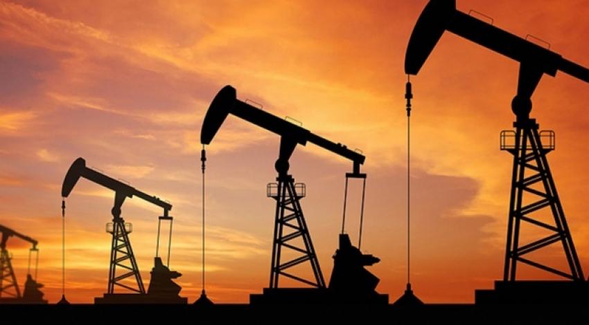 Brent petrolün varili 54,49 dolar