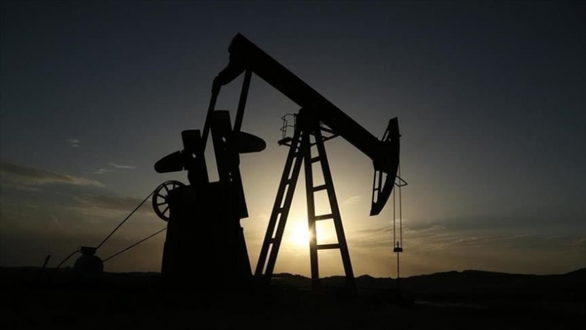 Brent petrolün varili 54,97 dolar