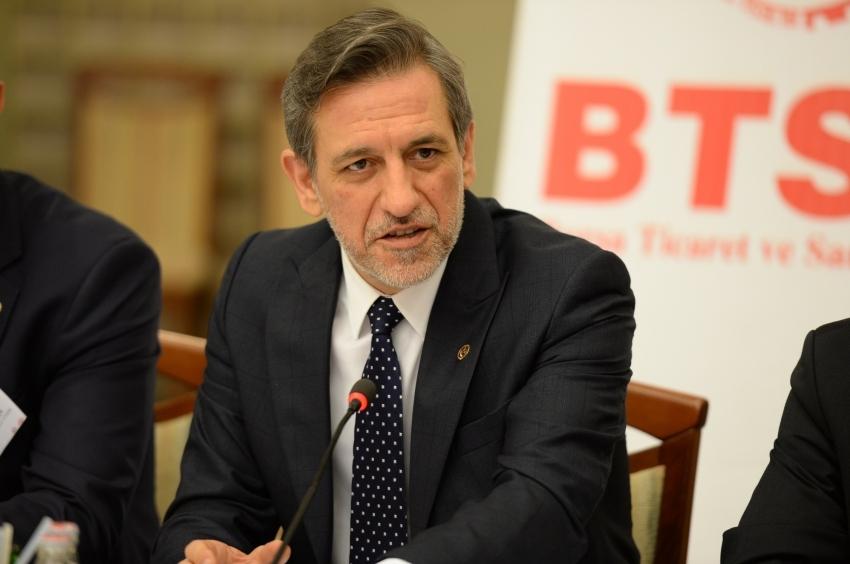 BTSO Başkanı Burkay koronavirüse yakalandı