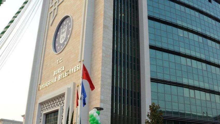 Bursa Büyükşehir'den esnafa destek