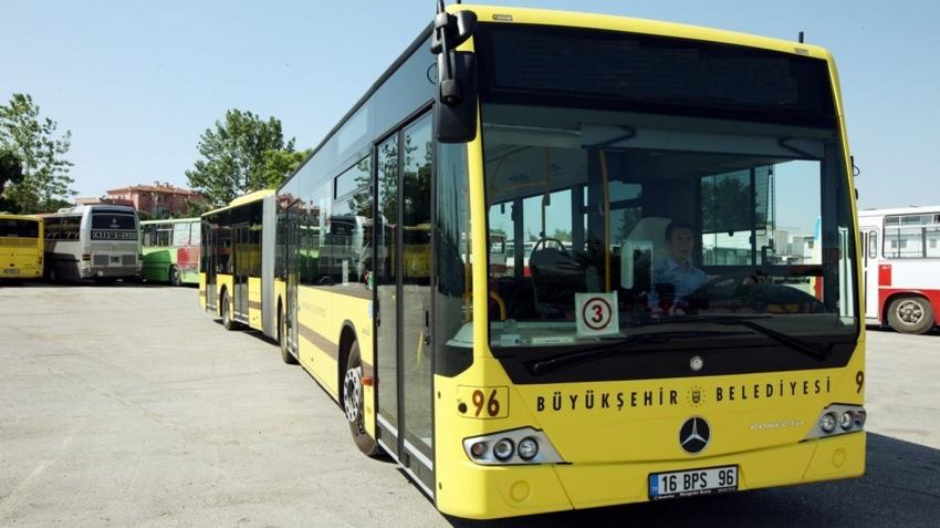 Bursa'da otobüs ve metro seferleri için yasak düzenlemesi