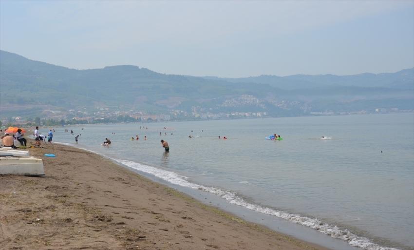 """Bursa'da sahiller """"girilebilir"""""""