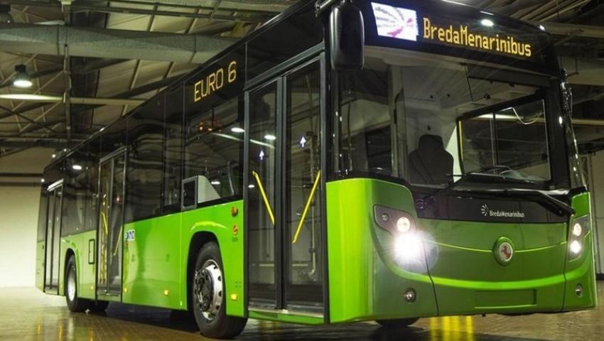 Bursa'dan Roma'ya 227 otobüs gönderildi