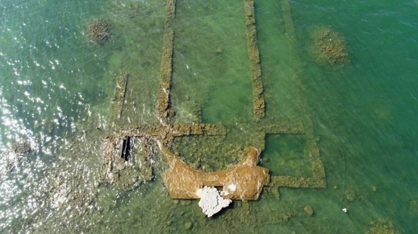 Bursa İznik Bazilikası'na Göbeklitepe modeli
