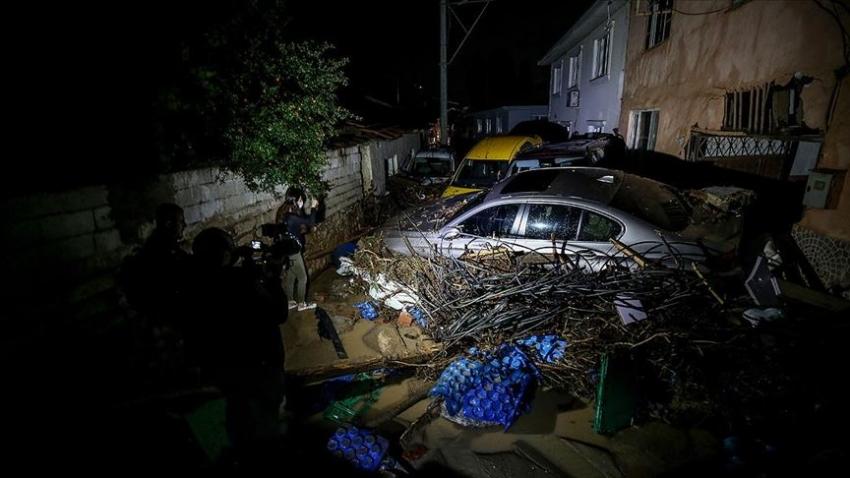 Bursa Kestel'deki selde 5 ölü, 1 kayıp