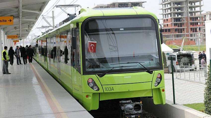 Bursa metrosuna bakanlık ayarı!