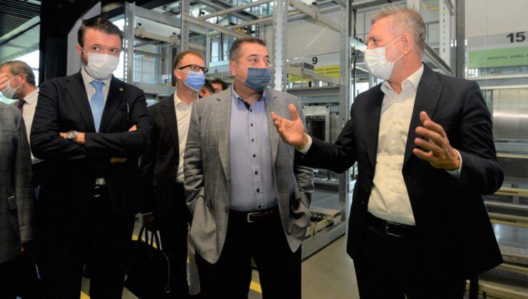 Bursa Model Fabrika ve Bosch Dijital Dönüşüm İçin Güçlerini Birleştiriyor
