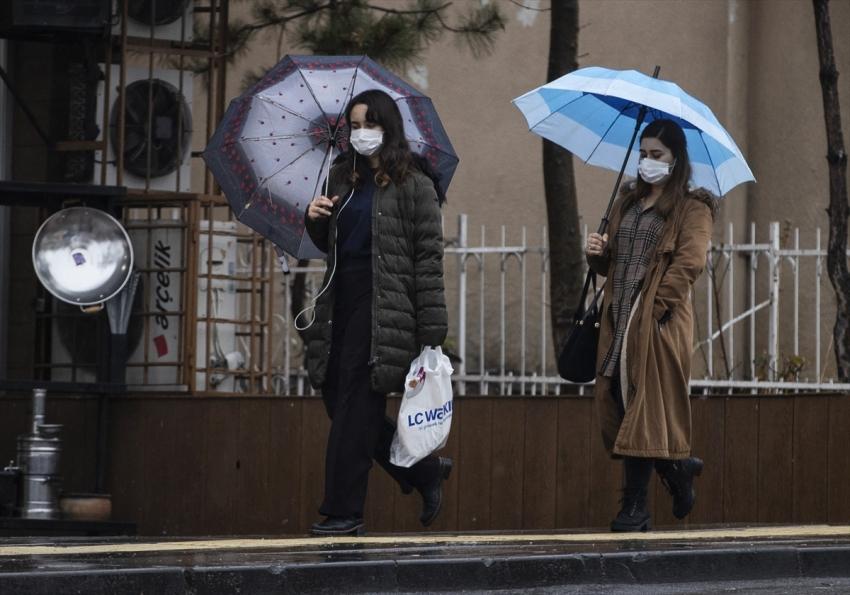 Bursa Valiliği'nden 4 ilçeye meteorolojik uyarı