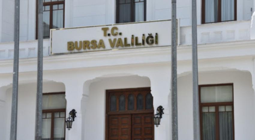Bursa Valiliği yeni kararları açıkladı!