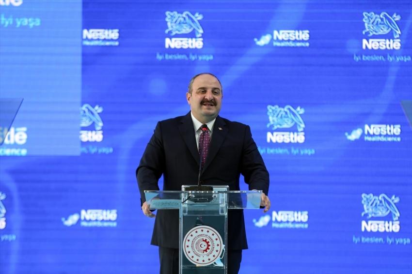Bursa'ya 250 milyon liralık yeni fabrika yatırımı! Temeli Bakan Varank attı