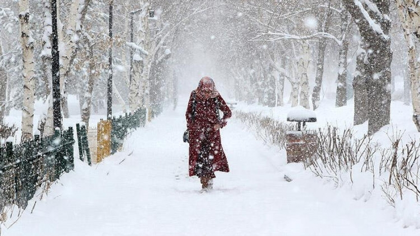 Bursa'ya kar geliyor! Meteoroloji duyurdu