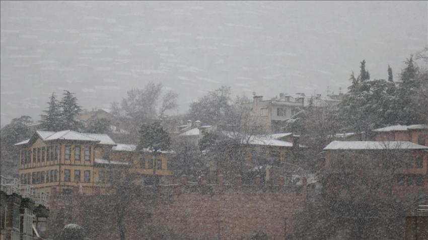 Bursa'ya ne zaman kar yağacak?