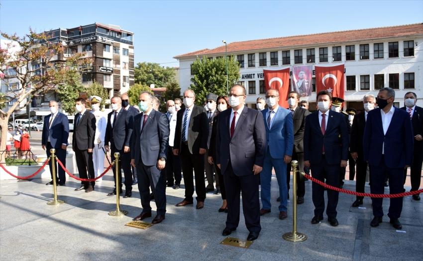 Büyük Zafer'in 98. yılı Bursa'da kutlandı
