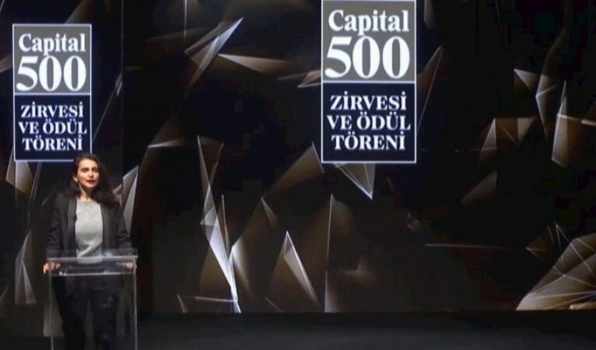 Capital500 Ödülleri, KoçSistem ana sponsorluğunda sahiplerini buldu