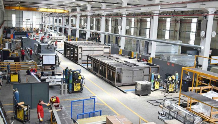 Cazibe merkezlerindeki imalat sanayi yatırımlarına asgari 2 milyon lira şartı