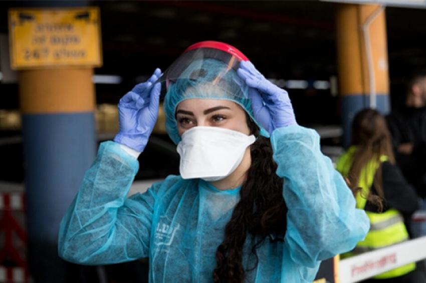 """Cerrahi tulum ve maske ihracatçılarından """"hibe şartı kaldırılsın"""" talebi"""