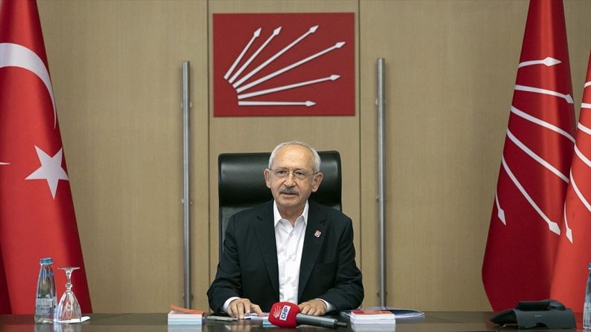 """CHP Genel Başkanı Kılıçdaroğlu: """"Büyük Önder Atatürk bugünlere de ışık tutmaktadır"""""""